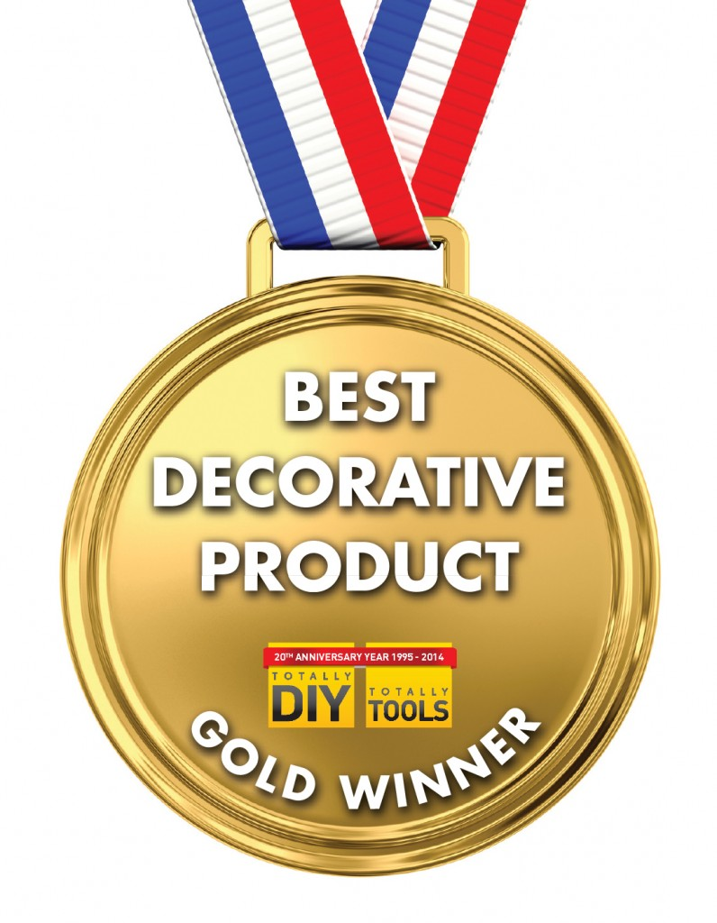 Gold Award  - Best Decorative Product