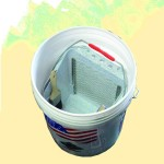 Can be stored in a 25 litre bucket